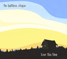 Love This Time CD Cover